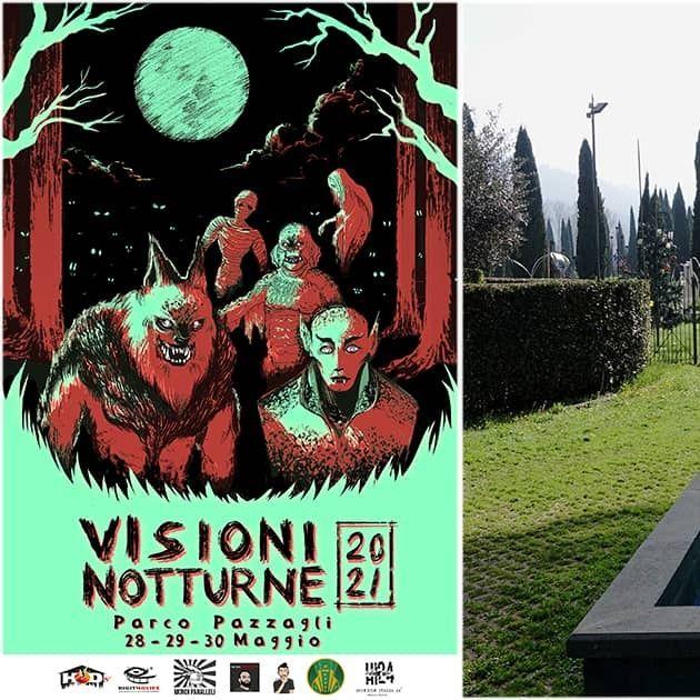 """""""Visioni Notturne Film Festival"""" si rivolge ai sostenitori del genere horror"""