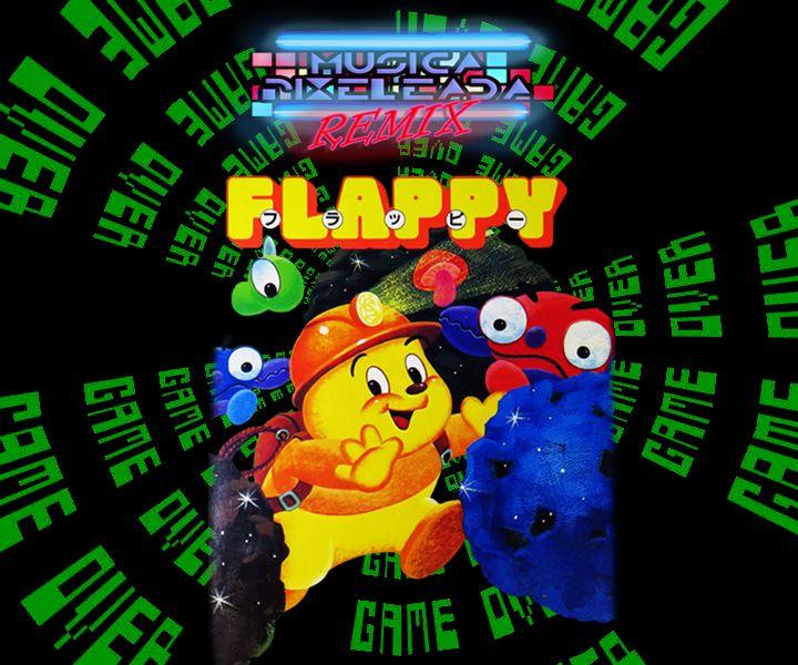 Flappy (Sharp X1)
