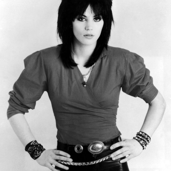 Joan Jett's Bad Reputation precedes her!