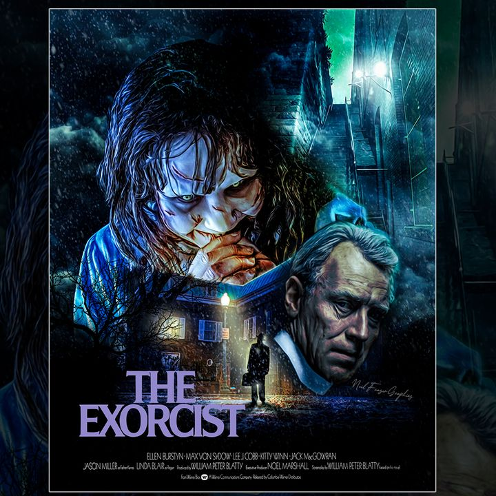 The Podcast From Another World - The Exorcist