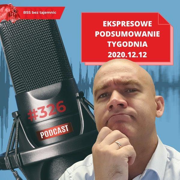 #326 EPT, czyli Ekspresowe Podsumowanie Tygodnia 20201212