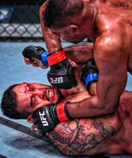 Overeem vs Sakai /  UFC Fight Night Vegas 9