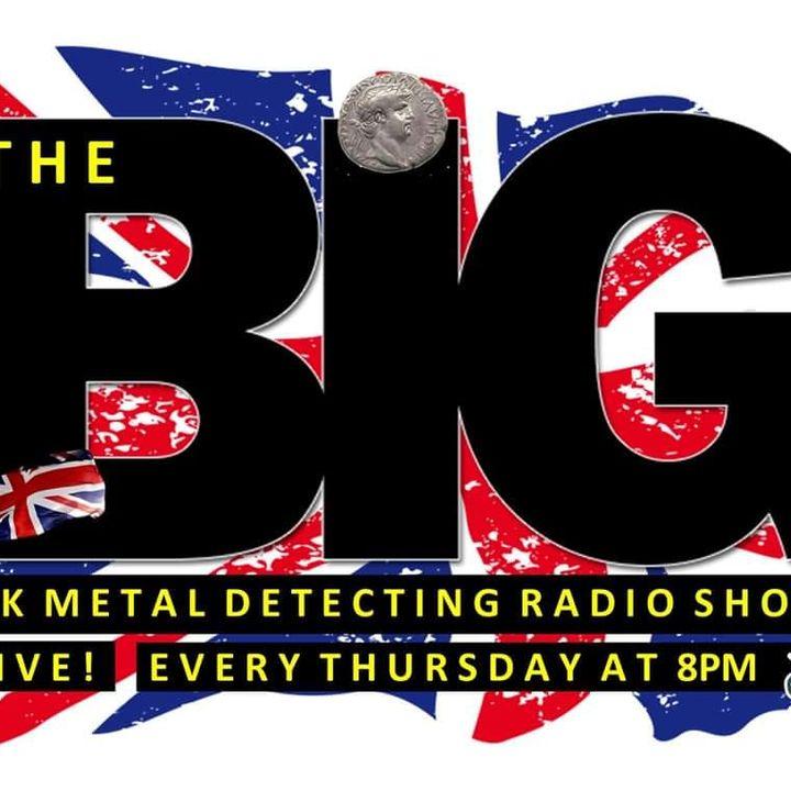Scotty Bea on the BIG Metal Detecting Radio Show