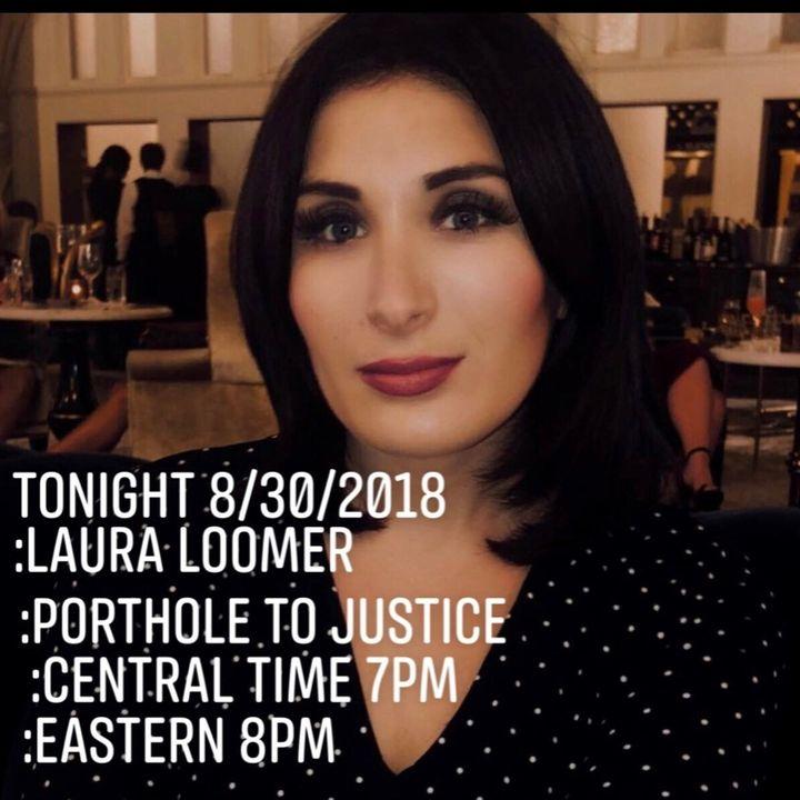 Investigative Journalist Laura Loomer August 31, 2018