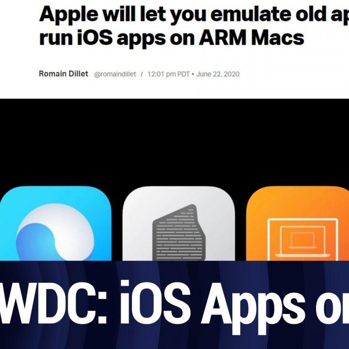 WWDC 2020: iOS apps on Mac | TWiT Bits