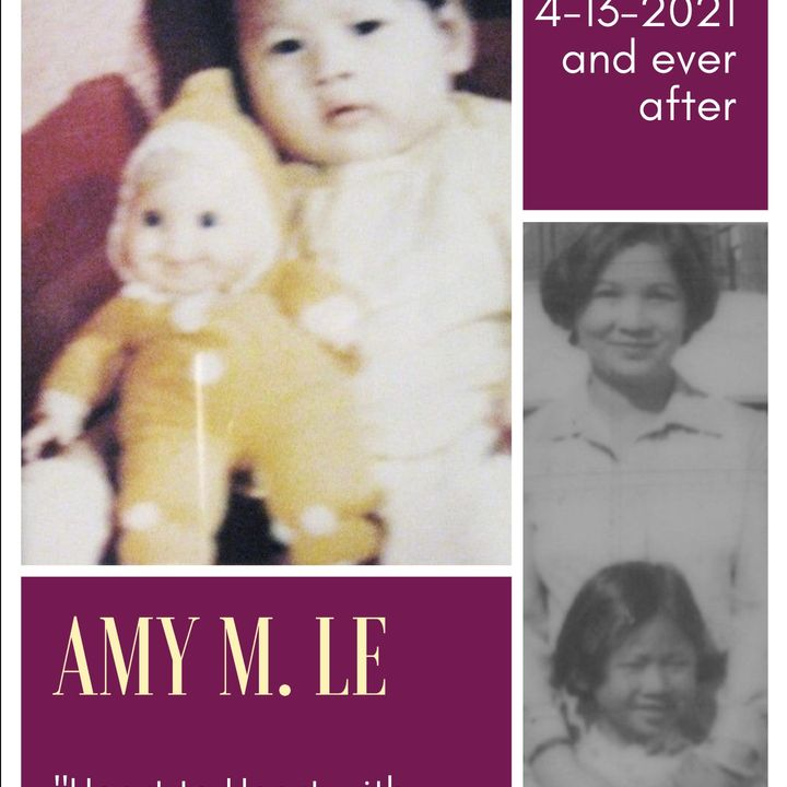 Vietnamese Refugee, Author & Heart Warrior