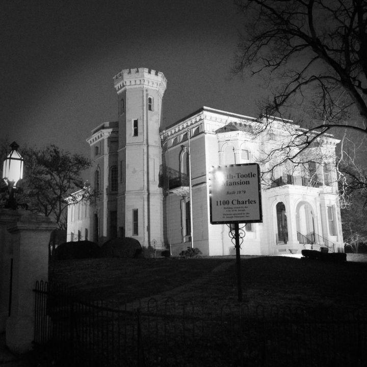 Episode 57: , Ghosts, Spirits and Spooks in Saint Joseph, Missouri