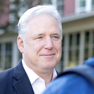 John Dennis & his 2020 campaign against Nancy Pelosi in SF (ep#2-8/20)