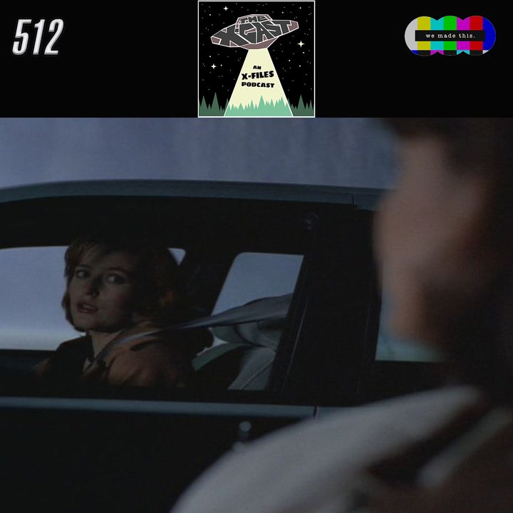 512. Patron Roundtable #17: Scully and the Other Women