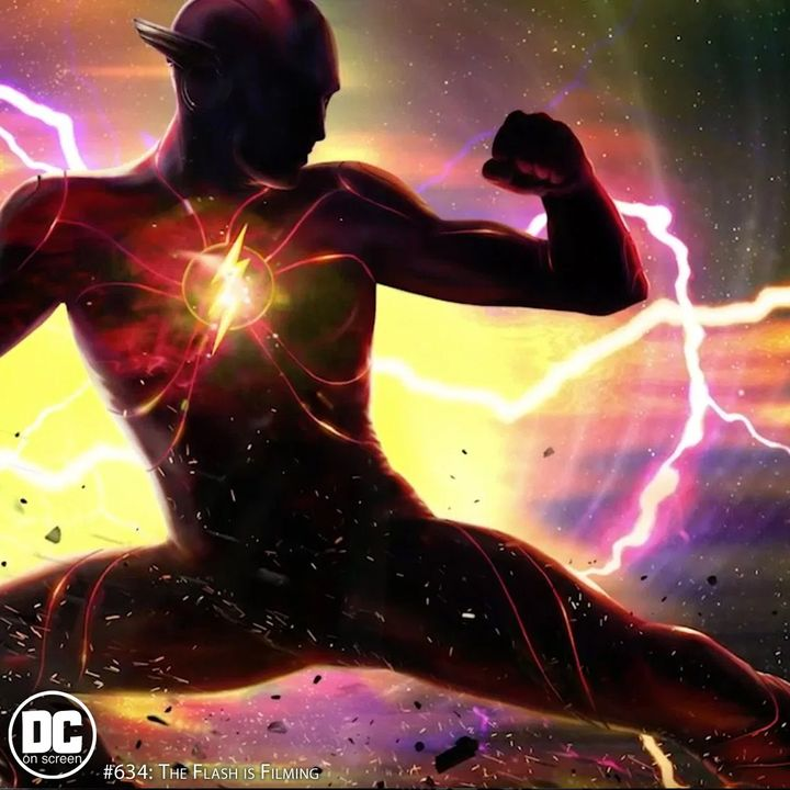 'The Flash' is Filming | News 04-23-21