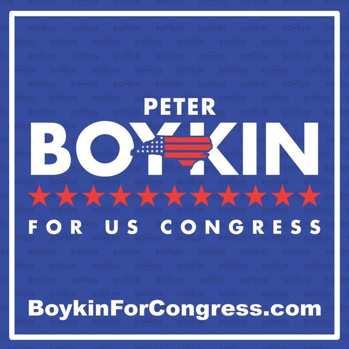 Peter Boykin For Congress