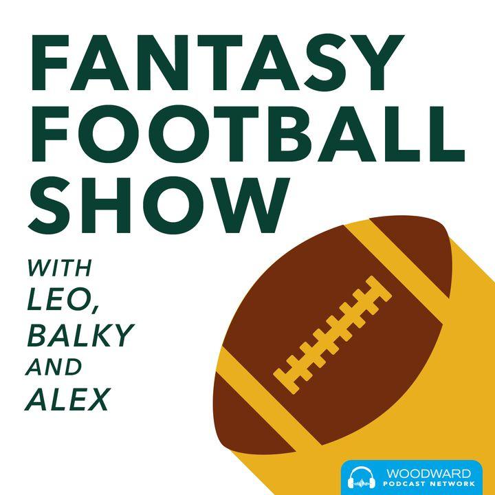 The Appleton Trophy Fantasy Football Show 09/1/16