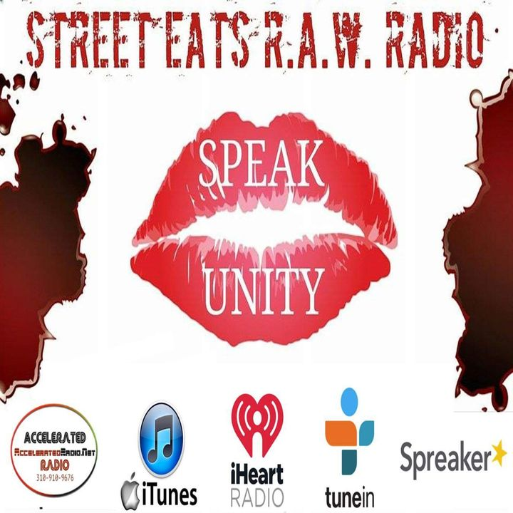 Street Eats Raw Radio 03/26/17