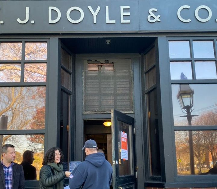 Doyle's In Jamaica Plain Holds Auction After Closing