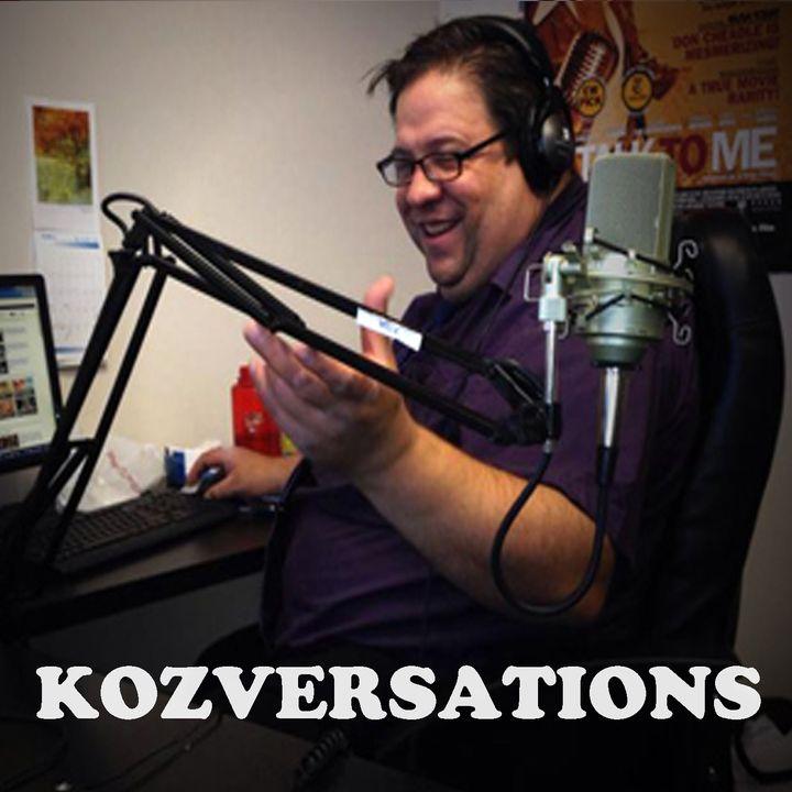 "ACTOR/COMIC/VOICEOVER STAR STEPHEN KRAMER GLICKMAN OF ""STORKS"" AND ""BIG TIME RUSH""! KOZVERSATIONS (09/16/16)"