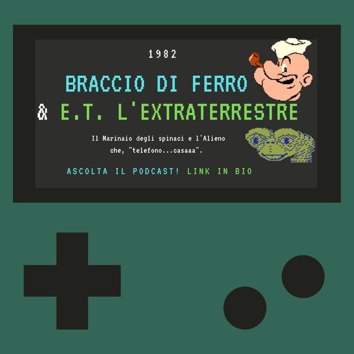 BRACCIO DI FERRO & E.T. - 1982 - puntata 2