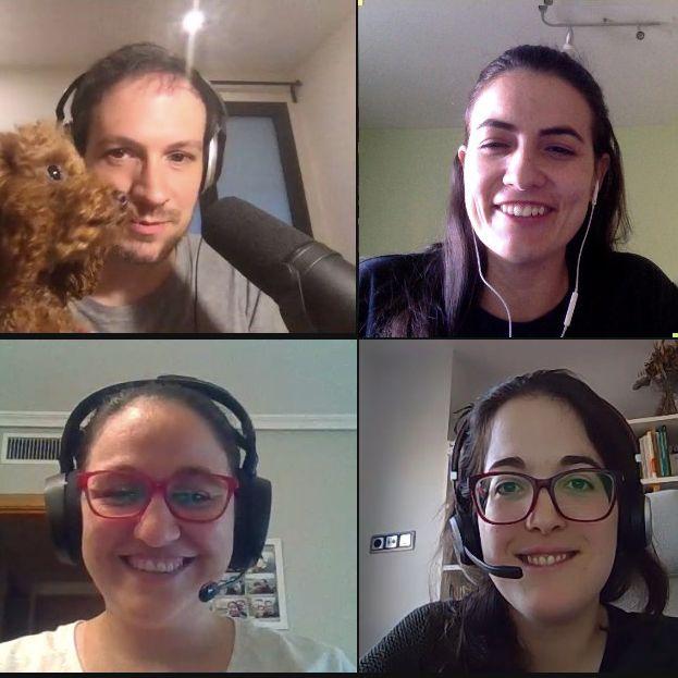 S2E33 Hablando de Python 🐍 con @mariamedp y Yamila Moreno