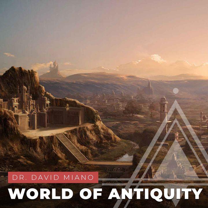 S03E19 - Dr. David Miano // World of Antiquity
