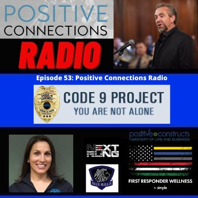 """The Code 9 Project: """"YOU ARE NOT ALONE"""" Brandielee Baker"""