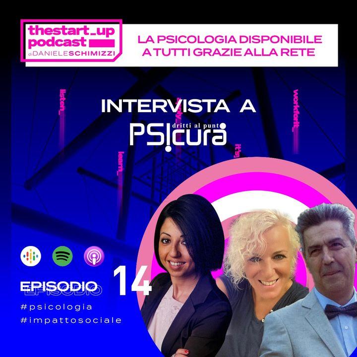 Episodio 14 | La psicologia disponibile a tutti grazie alla rete - Intervista a Psicura