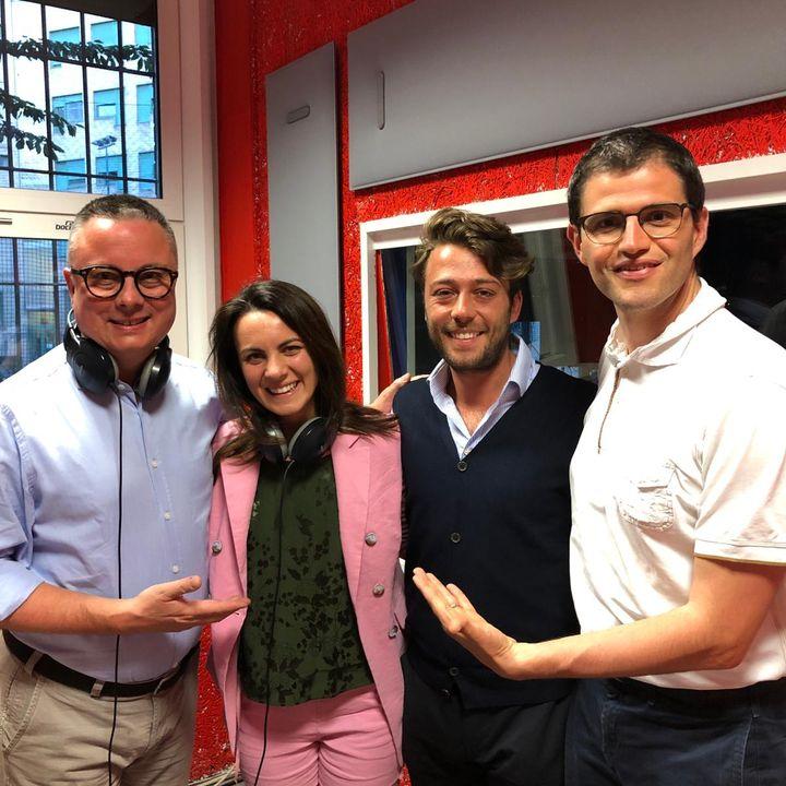 02x30 - Piercarlo Mansueto e Giulia Trombin - Outdoor experience sharing -