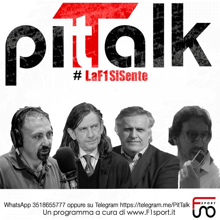 Pit Talk - F1 - puntata 189 - L'illusione svanisce ed il mercato impazzisce