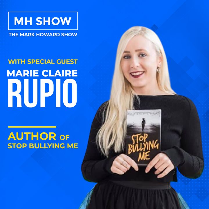 Author of Stop Bullying Me - Marie Claire Rupio