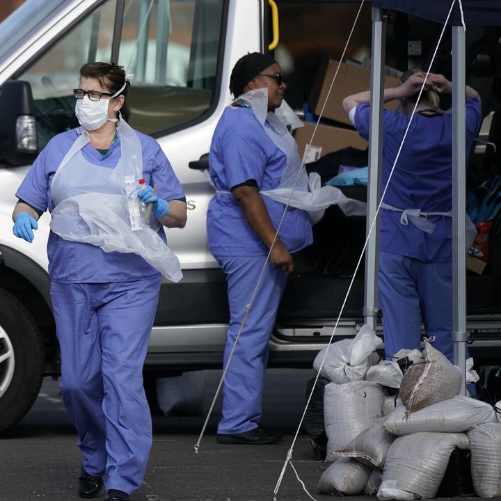 COVID-19 pandemic: UK officially enters 'delay' phase   12 March 2020