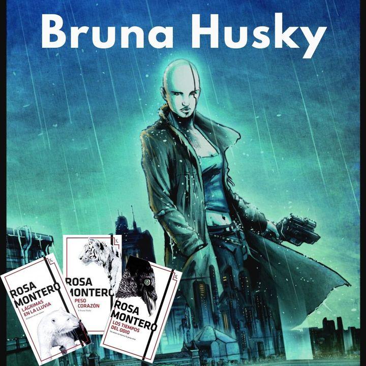Bruna Husky. Rosa Montero