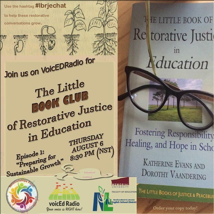 Little Book of Restorative Justice in Ed