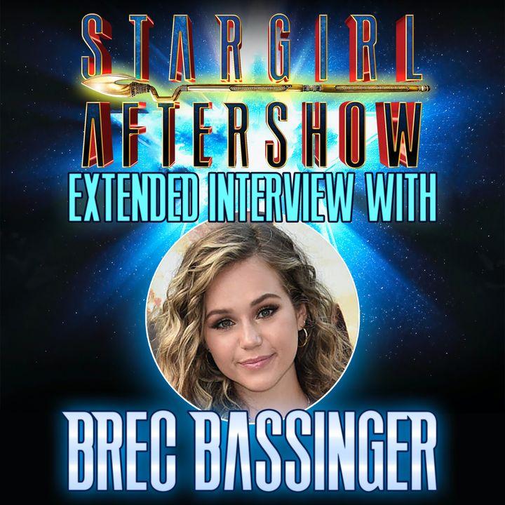 Brec Bassinger Extended Interview