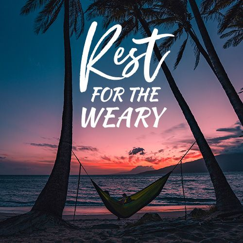 Rest For The Weary with rainfall