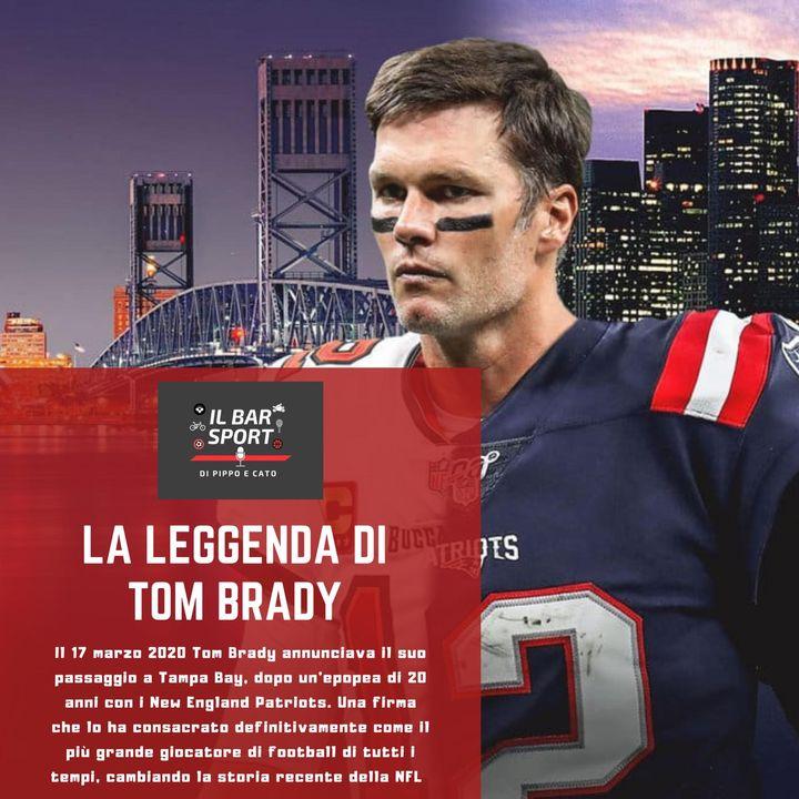 La leggenda di Tom Brady