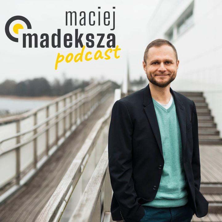 #42. Wytrwałość, pasja, współpraca z koszykówką w tle. Rozmowa z Rafałem Kacprzakiem.