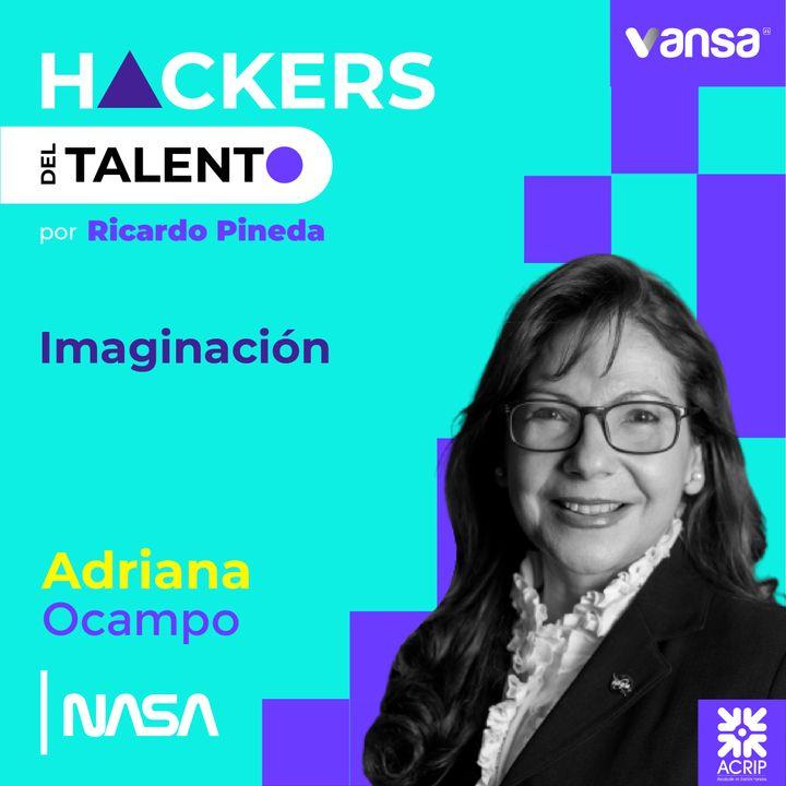 069. Imaginación - Adriana Ocampo (NASA)  -  Lado B