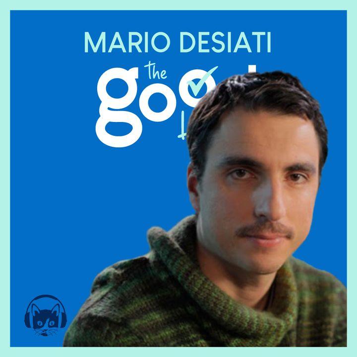 94. The Good List: Mario Desiati - 5 località segrete della Puglia