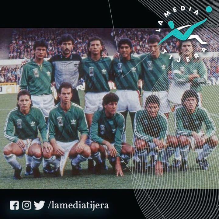 """México en Italia 90, """"La Generación Perdida"""""""