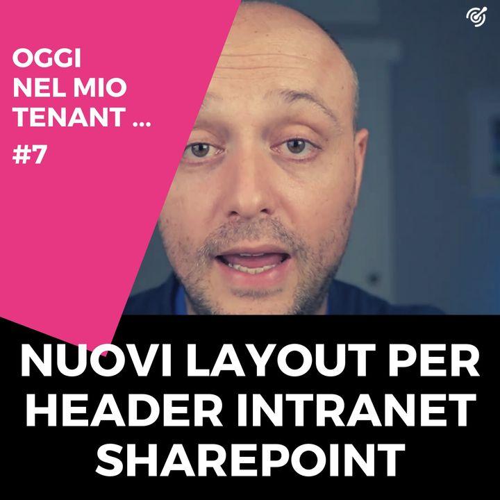 Nuovi layout per la tua intranet su SharePoint Online