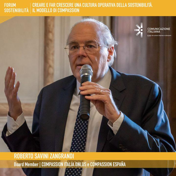 Forum Sostenibilità 2021, 1°giornata | Digital Speech | Creare e far crescere una cultura operativa della Sostenibilità. Modello Compassion