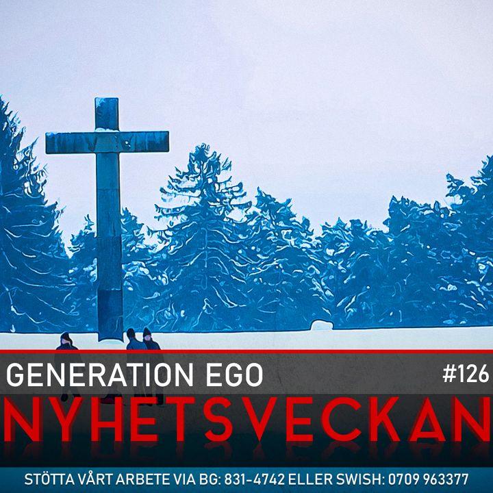 Nyhetsveckan #126 – Generation Ego, Sabuni hotar med extraval, amerikanska inbördeskriget