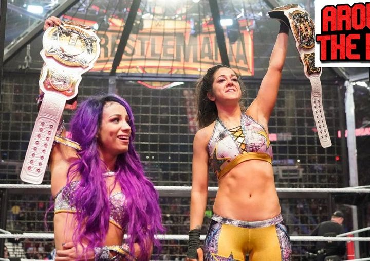 ATR 186: Elimination Chamber Instant Reaction/Review