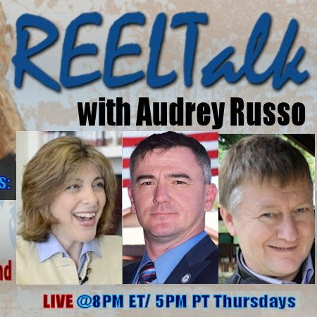REELTalk: Dr. Peter Hammond direct from South Africa, John Jones of Workshops for Warriors and Author Diana West