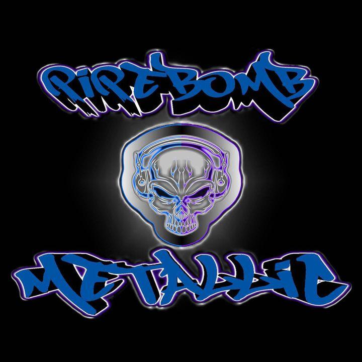 PIPEBOMB METALLIC - METAL ANTHEMS