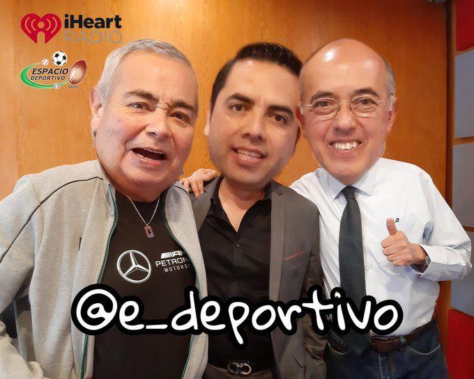 Hoy presentamos su majestad, El Don Licenciado, Candidato Pepe Segarra en Espacio Deportivo de la Tarde 04 de Marzo 2021