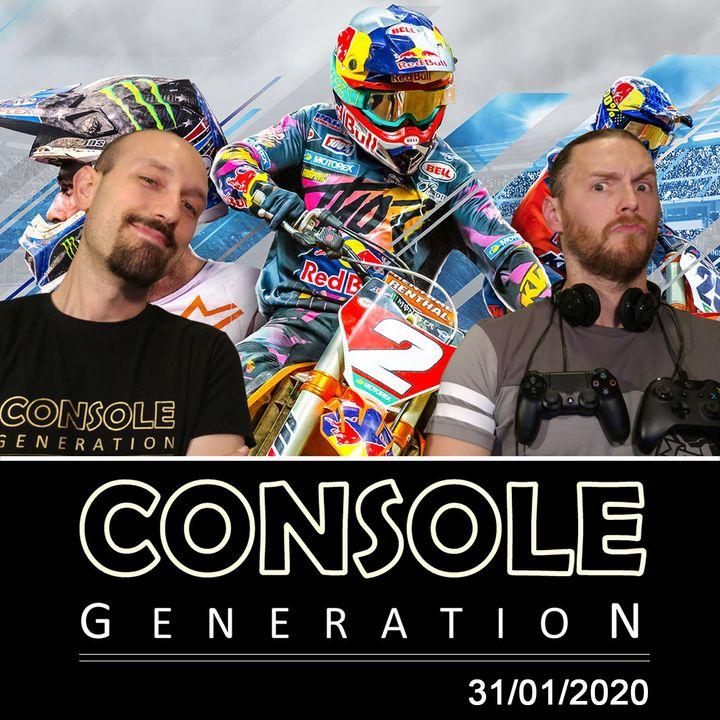 Monster Energy Supercross 3 - CG Live 31/01/2020