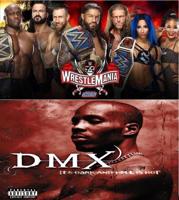 Wrestlemania 37 Preview w NXT Recap