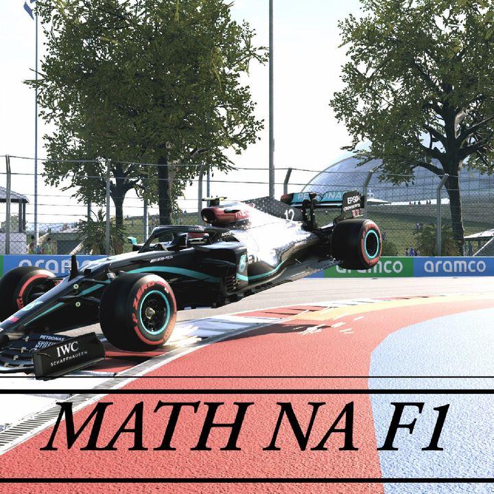 MathNaF1 - EP 7 - GP da Italia