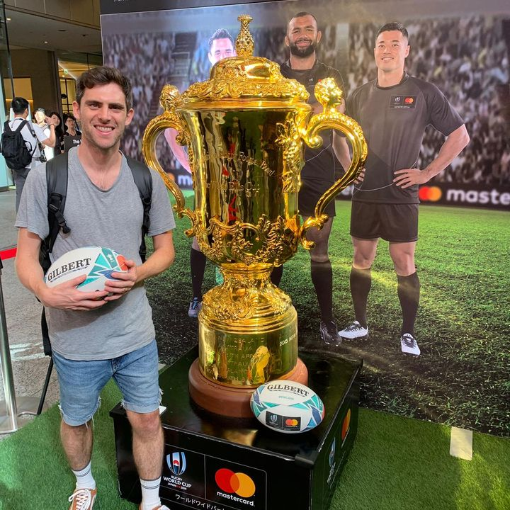 Japan 2019: E11- 29 Sep - Touching down in Tokyo and Wales edge the Wallabies