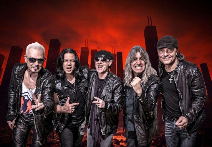 Scorpions - Klaus Meine Interview