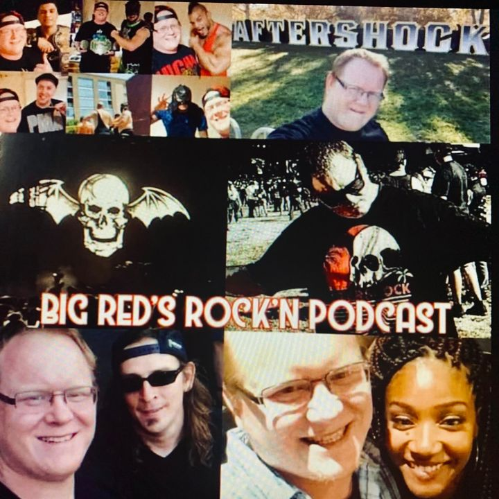 Episode 3 - Big Red's Rock'n Podcast